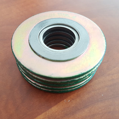 Spiral Wound Gasket - Jaydy Engineering - mylife-sa.myshopify.com