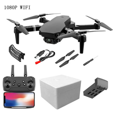 (Global Shop) HGRC S70 Mini RC Drone With 4K Dual Camera