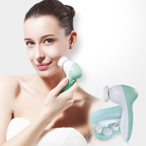 (Global Shop) Rotating Facial Cleansing Brush - Al-or - mylife-sa.myshopify.com