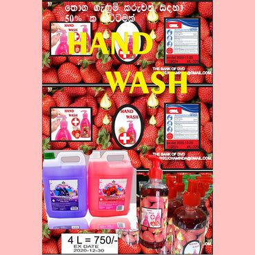 (Retail & Wholesale) Fary Hand Wash