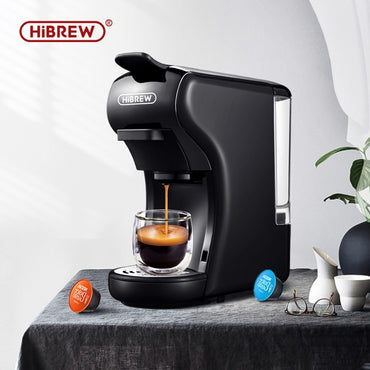 (Global Shop) Multiple Capsule Espresso Coffee Machine