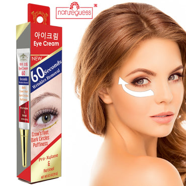 (Global Shop) Wrinkles Remove Dark Circles Moisturizing Eye Cream