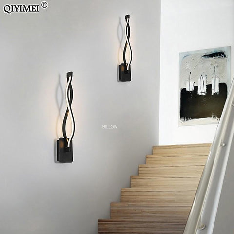 (Global Shop) Modern Minimalist LED Sconce Wall Lamp