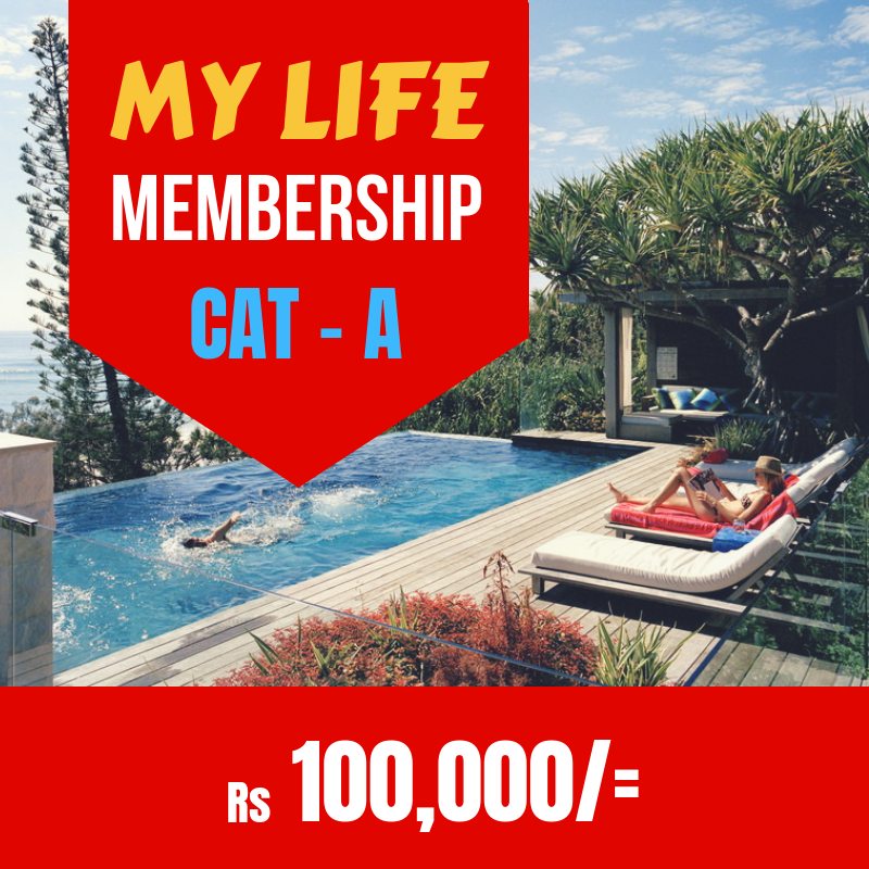 MY LIFE Membership CAT A - My Life  - mylife-sa.myshopify.com