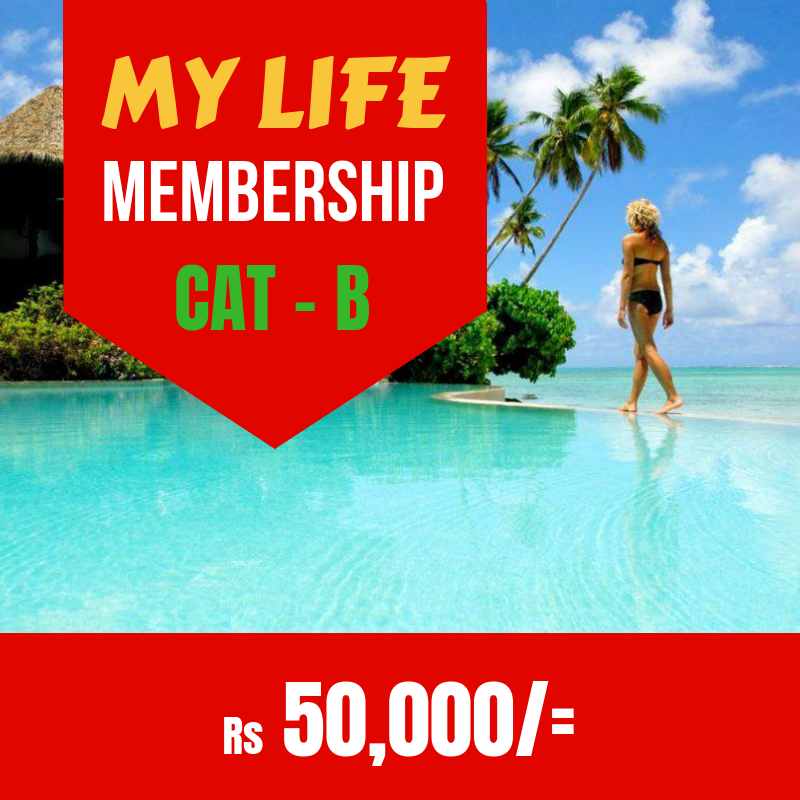 MY LIFE Membership CAT B - My Life - mylife-sa.myshopify.com