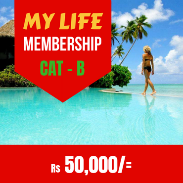 MY LIFE Membership CAT B