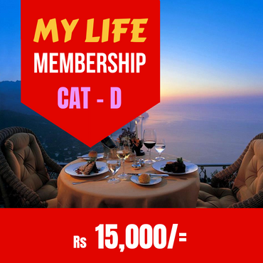 MY LIFE Membership CAT D - My Life - mylife-sa.myshopify.com