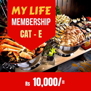 MY LIFE Membership CAT E