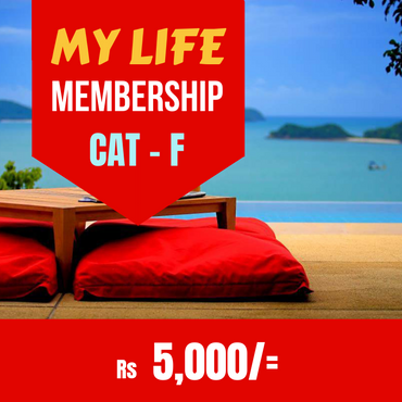 MY LIFE Membership CAT F