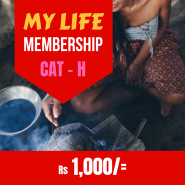 MY LIFE Membership CAT H
