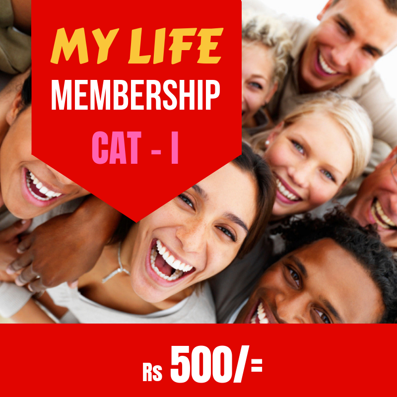 MY LIFE Membership CAT I