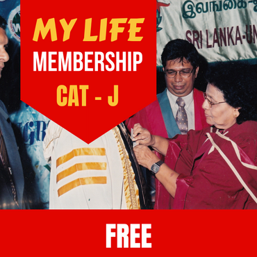 MY LIFE Membership CAT J