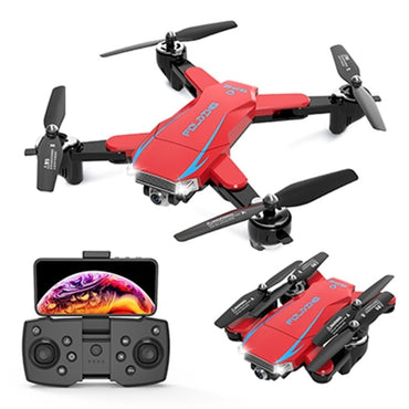 (Global Shop) 4k Long Folding RC GPS Mini Drone Camera