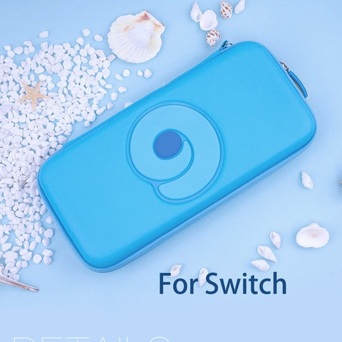 Nintend Switch Accessories Travel Carrying Bag NS Soft Hard Bag Case Mini Switch Lite Sobble Portable Storage for Nitendo Switch - My Life