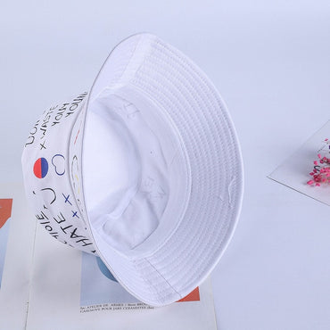 (Global Shop) Unisex Panama Summer Bucket Hat