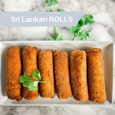 (Wholesale Only) Fish Chicken Egg Spring Rolls by Ruwanthi Madu - Opatha - Ruwanthi Madu - mylife-sa.myshopify.com