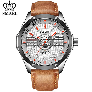 (Global Shop) Men's Fashion Sport Quartz Date Watches