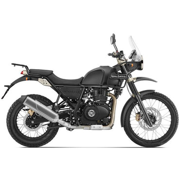 Royal Enfield Himalayan Trailer 411 CC Motor Bike for Rent