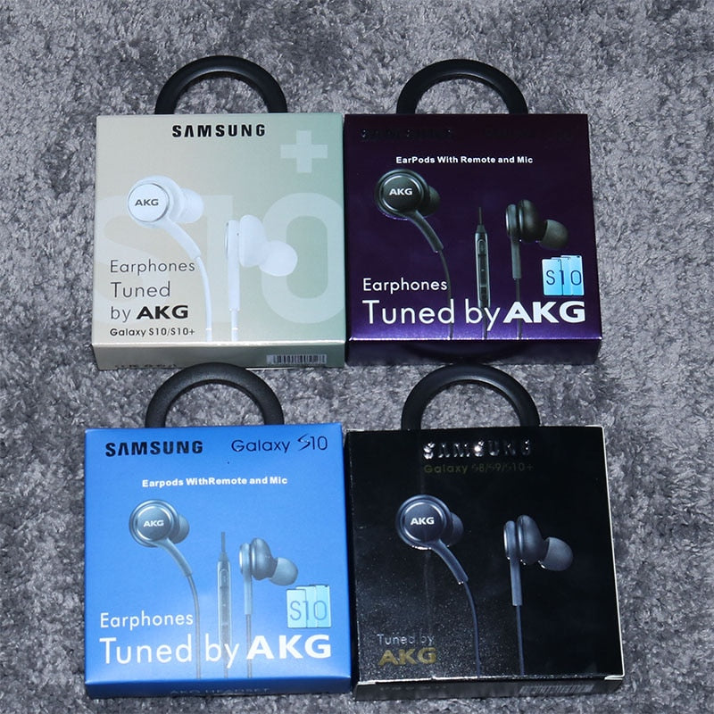 (Global Shop) AKG Wired Mic Volume Control Headset