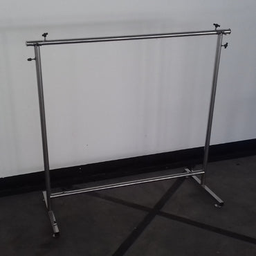 (Special Ad) Stainless Steel Adjustable Clothing Store Display Rack - My Life - mylife-sa.myshopify.com