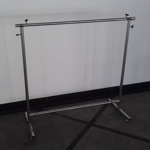 (Special Ad) Stainless Steel Adjustable Clothing Store Display Rack