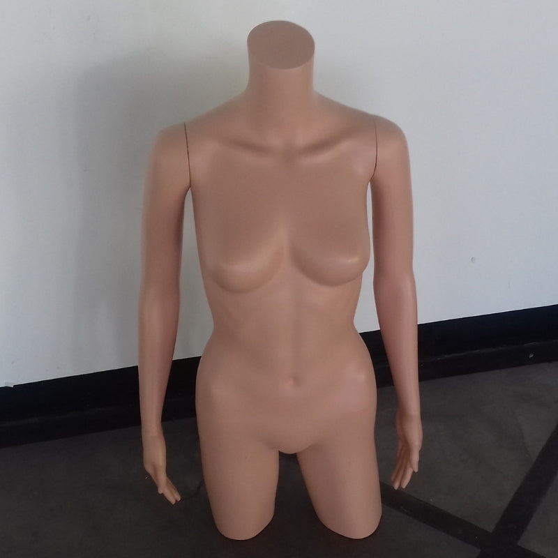 (Special Ad) Natural Color Lady 3/4 Half Dummy Mannequin - My Life - mylife-sa.myshopify.com