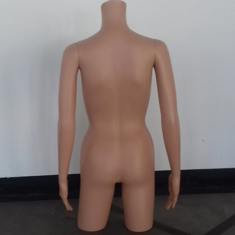 (Special Ad) Natural Color Lady 3/4 Half Dummy Mannequin
