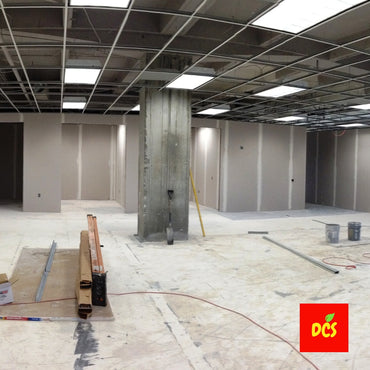 Ready-made Garments Showroom Interior Construction