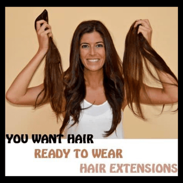 Women Hair Extensions - Finishing Touch Sri Lanka