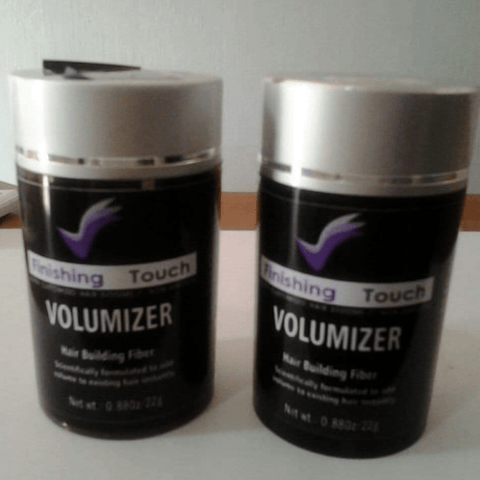 Finishing Touch Hair Building Fiber Volumizer - Finishing Touch Sri Lanka - mylife-sa.myshopify.com