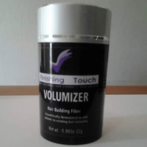 Finishing Touch Hair Building Fiber Volumizer