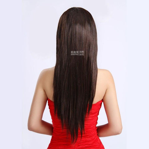 Women Hair Re-bonding Relaxing & Straightening - Finishing Touch