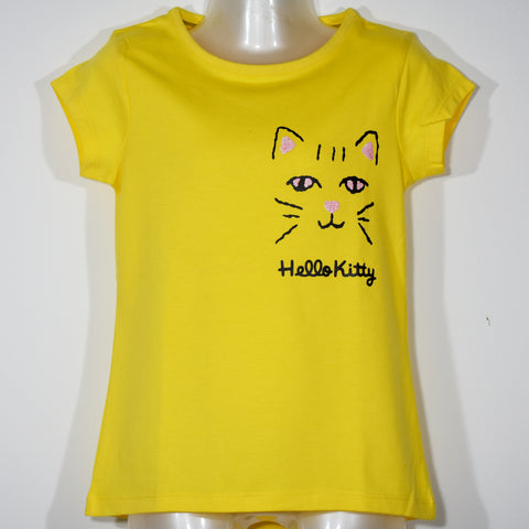 (Wholesale Only) Hello Kitty Printed Girls T-Shirt - Deshanee Dress Point - mylife-sa.myshopify.com