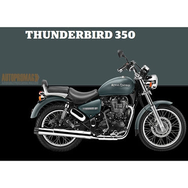 Royal Enfield Thunder Bird 350 CC Motor Bike for Rent