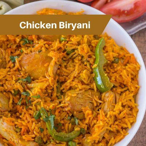 (Wholesale Only) Delicious Chicken Biryani by Ruwanthi Madu - Opatha - Ruwanthi Madu - mylife-sa.myshopify.com