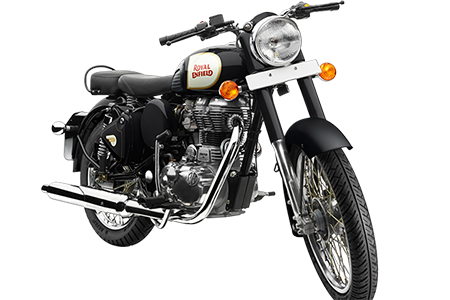Royal Enfield Classic 350CC Motor Bike