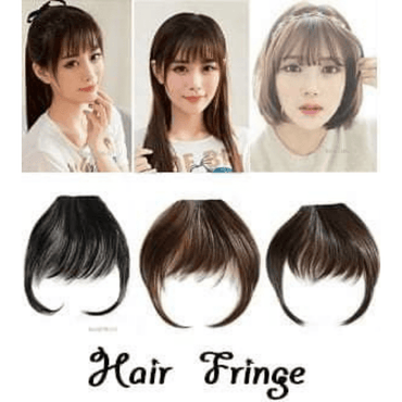 Finishing Touch Natural Hair Fringe - Finishing Touch Sri Lanka - mylife-sa.myshopify.com