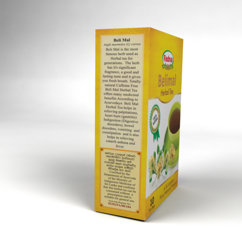 Fadna Belimal Tea - Fadna - mylife-sa.myshopify.com