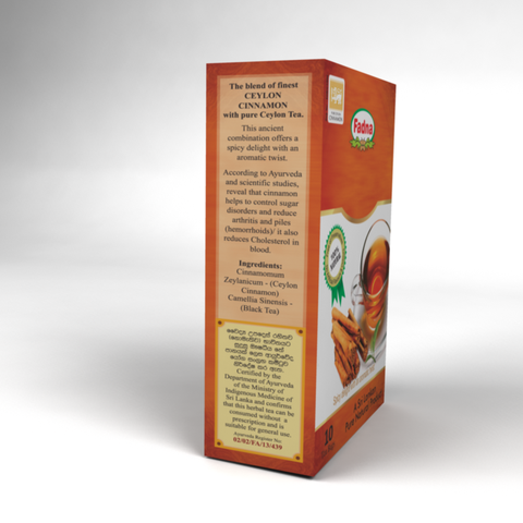Fadna Cinnamon Tea - Fadna - mylife-sa.myshopify.com