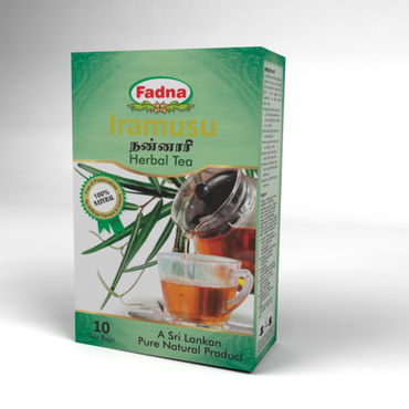 Fadna Iramusu Cooling Tea - Fadna - mylife-sa.myshopify.com