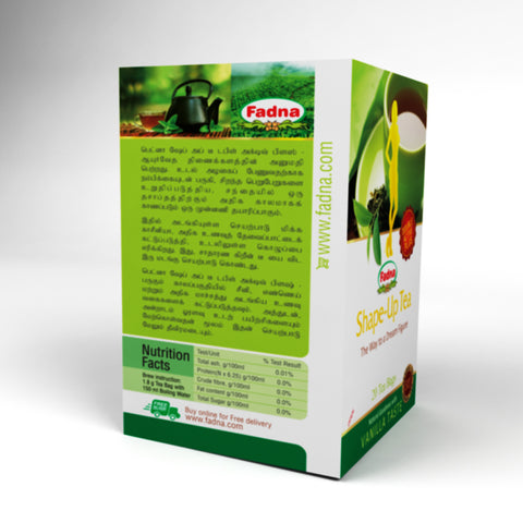 Fadna Shape-Up Tea