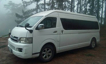 Excellent Condition Luxury Vans for Hire - L.M.G. Travels - mylife-sa.myshopify.com