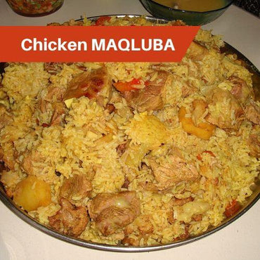 (Wholesale Only) Delicious Chicken Maqluba by Ruwanthi Madu - Opatha - Ruwanthi Madu - mylife-sa.myshopify.com