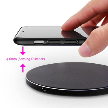 mobile phone universal wireless charging qi 10w smart wireless charger