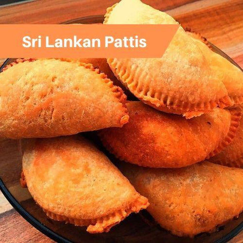(Wholesale Only) Fish Chicken Egg Pattis by Ruwanthi Madu - Opatha - Ruwanthi Madu - mylife-sa.myshopify.com