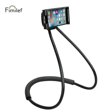 (Global Shop) Flexible Neck Phone Holder Stand - Fimilef - mylife-sa.myshopify.com
