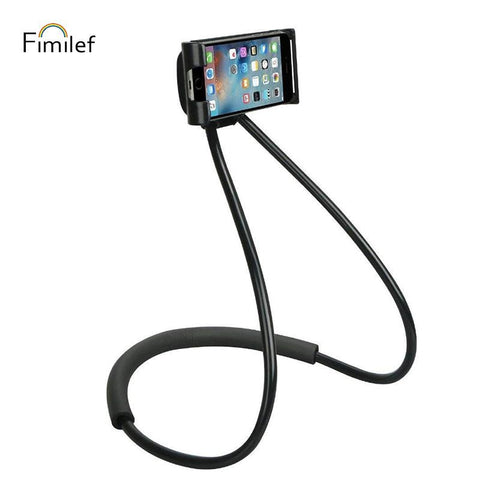 (Global Shop) Flexible Neck Phone Holder Stand