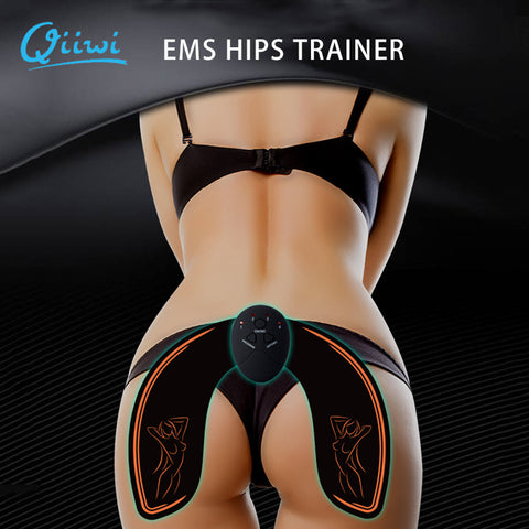 (Global Shop) Unisex Hip Trainer Muscle Vibrating Exercise Machine - QIIWI Fitness - mylife-sa.myshopify.com