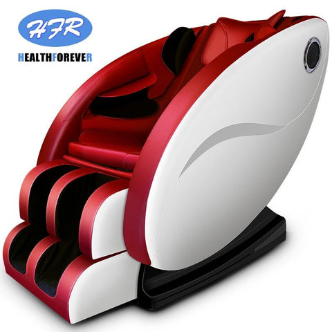 (Global Shop) 3D Foot Electric Full Body 4D Zero Gravity Massage Chair - HFR Massager - mylife-sa.myshopify.com