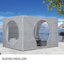 Load image into Gallery viewer, Suzhou Pavillion Cabana-Maison Bertet Online